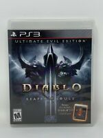 Diablo III: Reaper of Souls -- Ultimate Evil Edition PlayStation 3, PS3