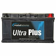12V CAR BATTERY TYPE 017 AUDI,JAGUAR,MERCEDES, VOLVO