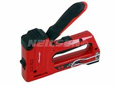 4 in 1 Heavy Duty Staple Gun Suitable for Insulation , Carpeting and Upholstery