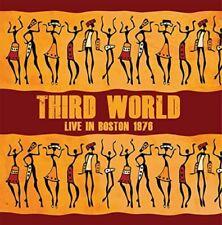 THIRD WORLD - LIVE IN BOSTON 1976   CD NEW+