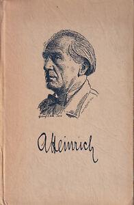 Bellemer Heiner - De Hettemer un de Wammer - handsig. Ausgabe 1950 Karl Graf RAR