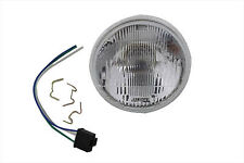 Bates Lamp Replacement Unit for 5-3/4  Headlamp For Harley-Davidson