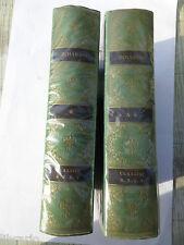 Orlando innamorato - Matteo Maria Boiardo-Sonetti e canzoni-Due volumi UTET 1951