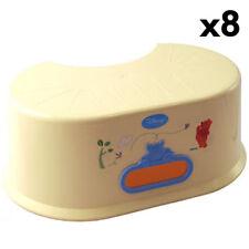BABY TODDLER Box of 8 Honey Tree Pooh Step up stools KHTP04X8