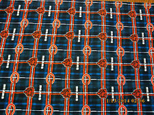 New NFL Officially Licensed Chicago Bears flannel fabric by the 1/4 yard