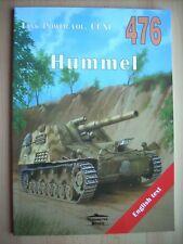 HUMMEL - MILITARIA  476 Janusz Ledwoch NEW!!!