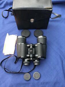 Tasco Zip 2012 12x 50mm Fully Coated Binoculars With Case.