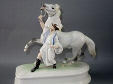 Porzellan- & 60er-Jahre mit Pferde 50er-