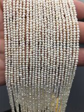 AA 2x2-2.5mm white seed potato freshwater pearls,seed pearl,small size pearls