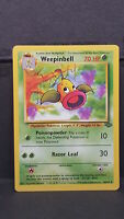 Weepinbell 48 Jungle Set Uncommon Pokemon Card Near Mint
