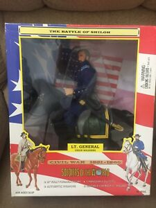Soldiers Of The World Civil War 1861-1865 LT. GENERAL Union Soldiers Brand New