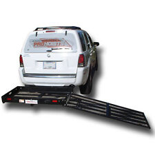 XL LOADING RAMP WHEELCHAIR CARRIER:mobility scooter electric trailer hitch SC500