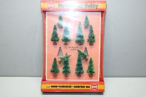 Busch 6501 Models Fir Trees Gauge Z Original Packaging