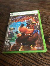 Banjo Kazooie Nuts & Bolts Xbox 360 Cib Game XG1
