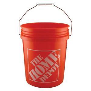 The Home Depot 5 Gal. Homer Bucket