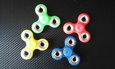 Fidget spinner Glow in the dark. Yellow. Free spinning. free post pickup avail.