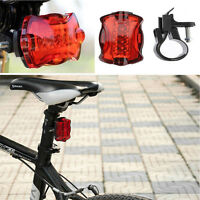 Rear Light Cycling Light Bicycle Night Warning Taillight Safety Bike