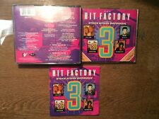 Hit Factory 3 - The Best of Stock Aitken Waterman [2 CD Box] Rick Astley Minogue