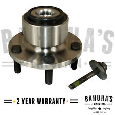 VOLVO S40/V50/C30/C70 FRONT WHEEL BEARING HUB WITH ABS / DSTC 2004>ON *NEW*
