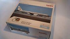 * Herpa Wings 510103 Avianca Boeing 757-200 80 años 1:500 + Display Case