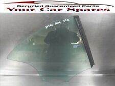 Peugeot 307cc Quarter Glass Window Driver Side Rear Convertible 03-08