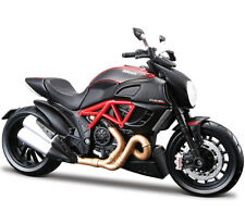 Maisto 31196 1:12 DUCATI Diavel Carbon Motorcycle Diecast Bike Model Toy as Gift