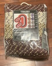 NEW BRAIDED RUG Reversible 3 Pcs Better Trends 1x3ftx5ft And 2x20inx30in
