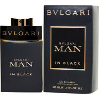 Bvlgari Man in Black Edp Eau de Parfum Spray for Men 100ml