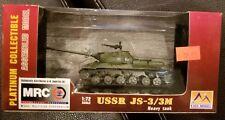 MRC  USSR JS-3/3M  1/72 Scale.