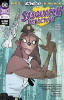 Sasquatch Detective #1 DC Comics 1st Print 2018 unread NM