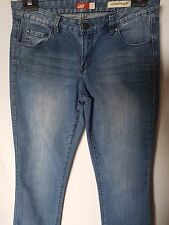 "WOMEN'S JEANS JAG STRAIGHT STRETCH SIZE 12/30"" LEG 28.5"""