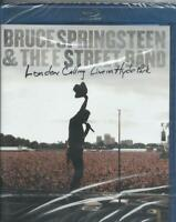 BRUCE SPRINGSTEEN - London calling. Live in Hyde Park (2010) Blu Ray
