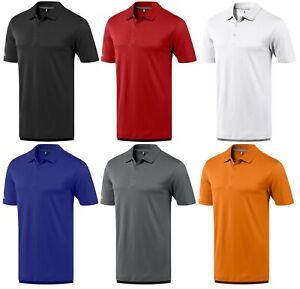 Men's Adidas Golf Polo Shirt T-Shirt Top - Performance Polo Shirt