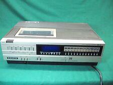 Sanyo Betamax 3900 Beta recorder player. Needs repair. New Belts Installed.