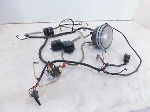 1981 81 Harley Davidson Ironhead Sportster XLH 1000 Main Wiring Wire Harness