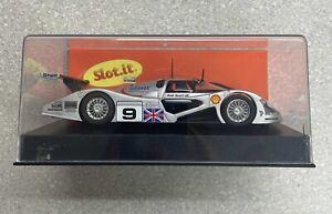 Slot.it. Audi Sport UK Slot Car