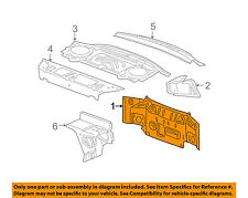 Chevrolet GM OEM 05-10 Cobalt-Rear Body Panel 20776806