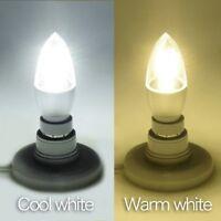 E12 Base 85V-265V Dimmable LED Candelabra Lamp LED Chandelier Light Bulb GO9