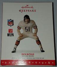 2016 Hallmark Ornament Football Legend Chicago Bears Dick Butkus #51