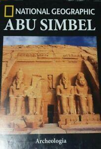 NUOVO - ABU SIMBEL - Archeologia - National Geographic - Libro