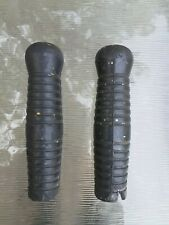 Prewar Mens Coke Bottle Bicycle bike Grips CWC Hiawatha Schwinn Shelby Rollfast