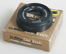 NIKON 46MM FILTER HOLDER FOR ONE TOUCH CAMERA