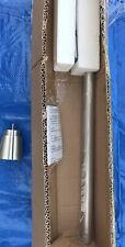 Silver Mainstays Curtain Rod