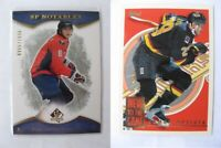 2007-08 SP Authentic #101 Ovechkin Alexander 0965/1999 sp notables  capitals