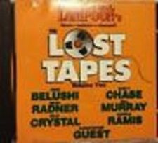 reduced! National Lampoons the Lost Tapes Vol 2 CD VERY RARE! like new!