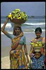 481017 Fruit Vendor Colva Beach Goa India A4 Photo Print
