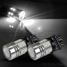 1157 White Cree High Power LED Turn Signal Corner/Tail Light Bulbs/Bulb 2357A