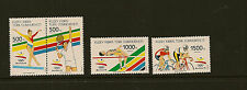 TURKISH CYPRUS :1992 Olympic Games,Barcelona  SG336-9 unmounted mint
