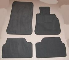 BMW MINI 1 & COOPER 2002 - 2006 GREY PREMIUM CARPET CAR FLOOR MATS. SET OF 4