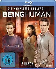 BEING HUMAN, Staffel 1 (2 Blu-ray Discs) NEU+OVP